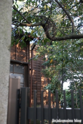 浅野神社(金沢市浅野本町)9