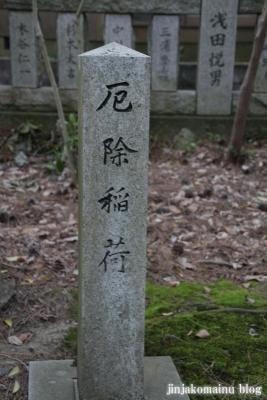 浅野神社(金沢市浅野本町)11