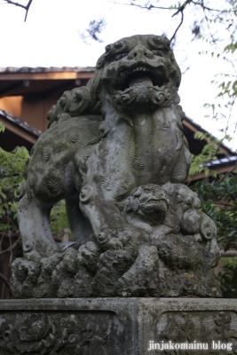 浅野神社(金沢市浅野本町)26