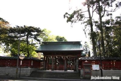 尾崎神社(金沢市丸の内)1