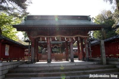 尾崎神社(金沢市丸の内)6
