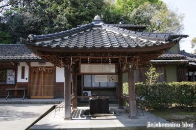 尾崎神社(金沢市丸の内)9