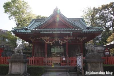 尾崎神社(金沢市丸の内)12