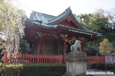 尾崎神社(金沢市丸の内)13