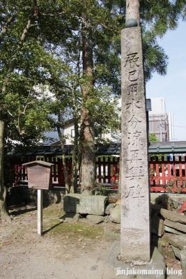 尾崎神社(金沢市丸の内)5