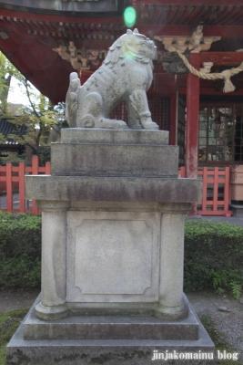 尾崎神社(金沢市丸の内)24