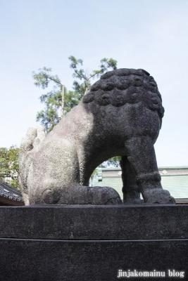 尾崎神社(金沢市丸の内)22