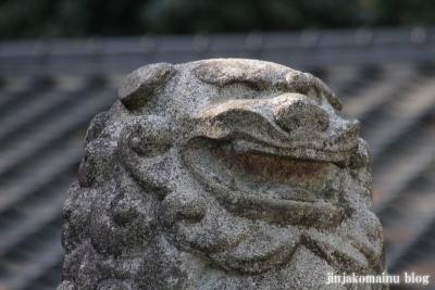 尾崎神社(金沢市丸の内)28