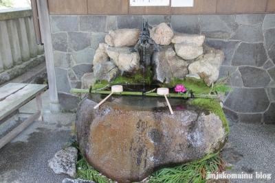 宇多須神社(金沢市東山)14