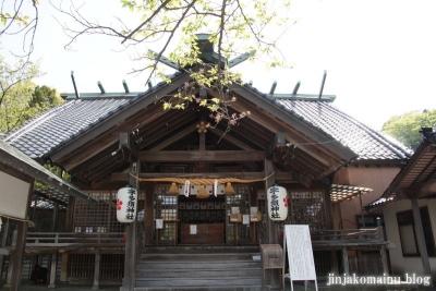 宇多須神社(金沢市東山)20