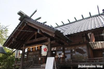 宇多須神社(金沢市東山)22