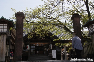 宇多須神社(金沢市東山)28