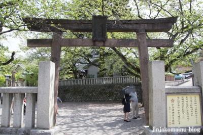 宇多須神社(金沢市東山)29