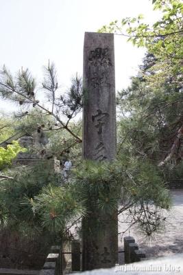 宇多須神社(金沢市東山)2