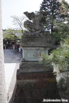 宇多須神社(金沢市東山)3