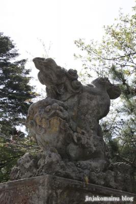 宇多須神社(金沢市東山)4