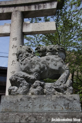 宇多須神社(金沢市東山)9