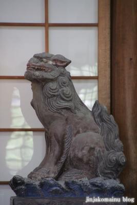 宇多須神社(金沢市東山)17