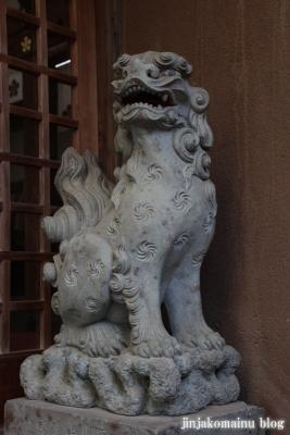 宇多須神社(金沢市東山)23