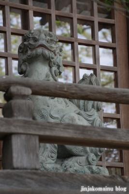 宇多須神社(金沢市東山)24