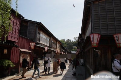 東山菅原神社(金沢市東山)2
