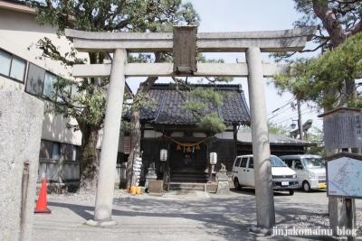 東山菅原神社(金沢市東山)3