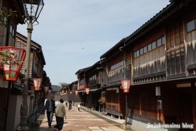 東山菅原神社(金沢市東山)19