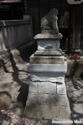 東山菅原神社(金沢市東山)11