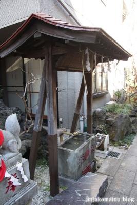 於三稲荷神社(江東区牡丹)3