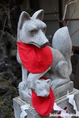 於三稲荷神社(江東区牡丹)4