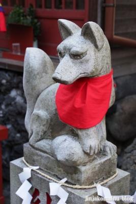 於三稲荷神社(江東区牡丹)5