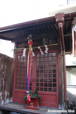於三稲荷神社(江東区牡丹)7