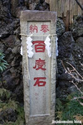 於三稲荷神社(江東区牡丹)9
