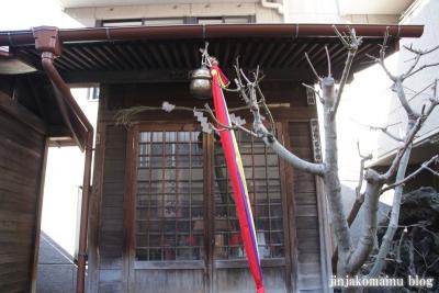 於三稲荷神社(江東区牡丹)6