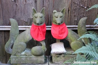 於三稲荷神社(江東区牡丹)8