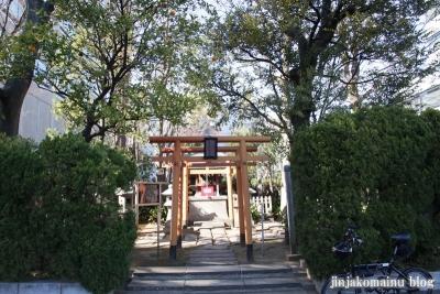 紀文稲荷神社(江東区永代)1