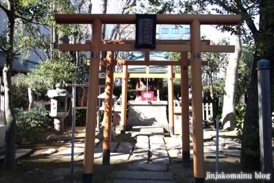紀文稲荷神社(江東区永代)2