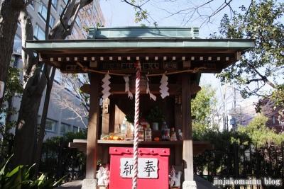 紀文稲荷神社(江東区永代)9