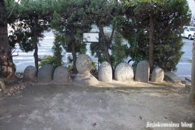 紀文稲荷神社(江東区永代)13
