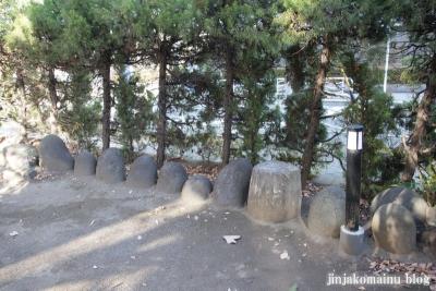 紀文稲荷神社(江東区永代)14
