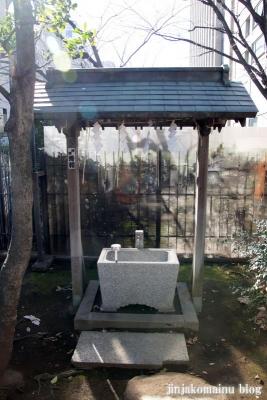 紀文稲荷神社(江東区永代)4