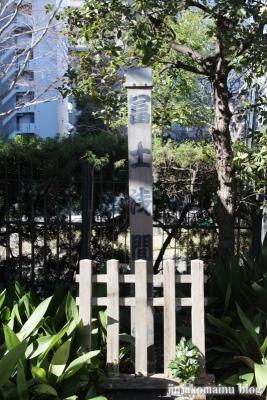 紀文稲荷神社(江東区永代)11