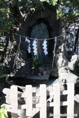 紀文稲荷神社(江東区永代)12