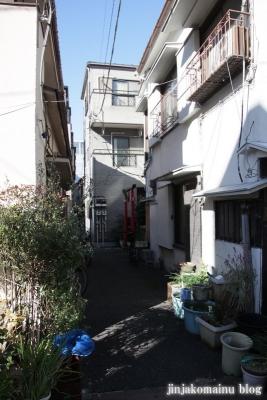 伏見稲荷神社(江東区永代)1