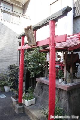 伏見稲荷神社(江東区永代)2