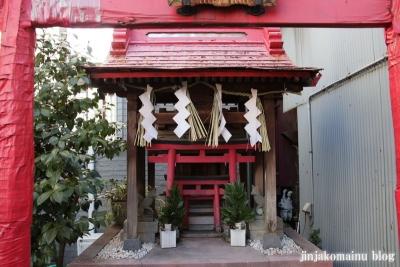 伏見稲荷神社(江東区永代)4