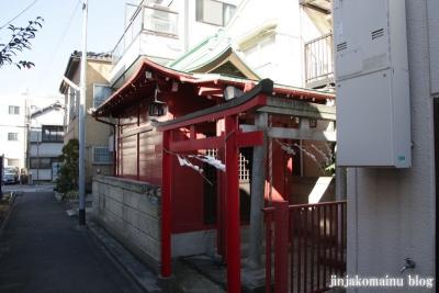 徳寿稲荷神社(江東区永代)1