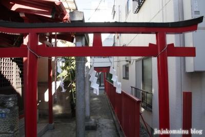 徳寿稲荷神社(江東区永代)2