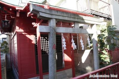 徳寿稲荷神社(江東区永代)3