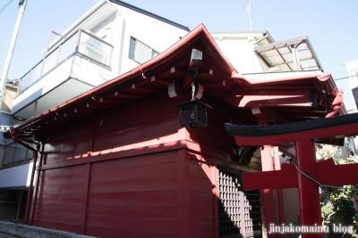 徳寿稲荷神社(江東区永代)5
